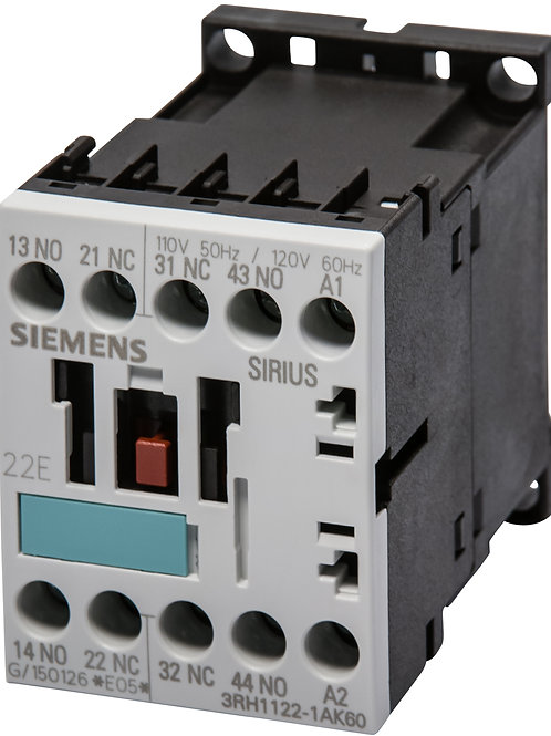 SIEMENS Contacto Auxiliar (Auxiliary Contact Block) - 3RH1122-1AK60