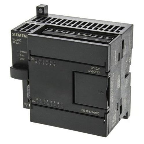 SIEMENS CPU 222 (Dañada) - 6ES7212-1BB23-OXBO
