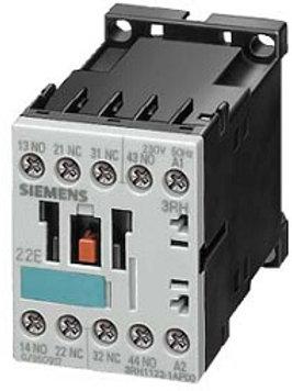 SIEMENS Control Relay (Contactor Relay) - 3RH1122-1AB00