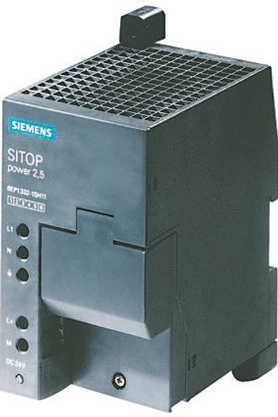 SIEMENS Fuente de Poder (Power Supply) - 6EP13321SH22