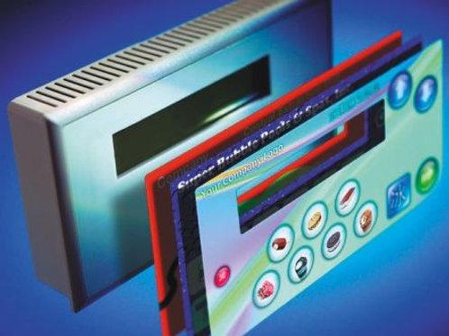 SIEMENS Etiquetas para TD-200C (Blank Front Overlays) - 6ES7272-1AF00-7AA0
