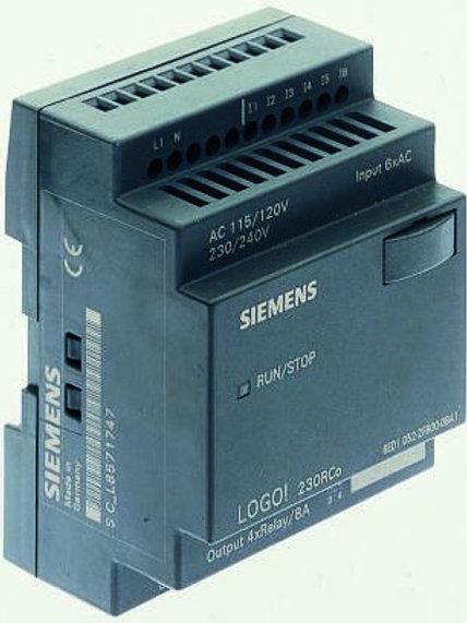 SIEMENS Logo Módulo (Pure Logo PLC) - 6ED10522MD000BA3