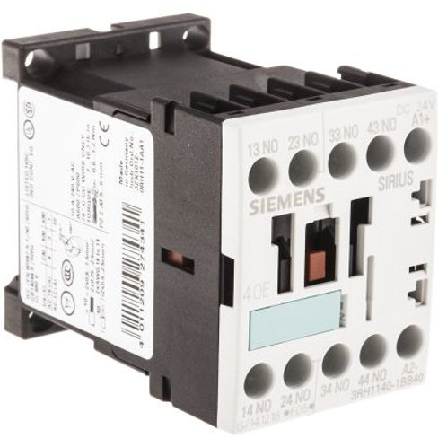 SIEMENS Contacto Auxiliar (Auxiliary Contact Block) - 3RH1140-1BB40
