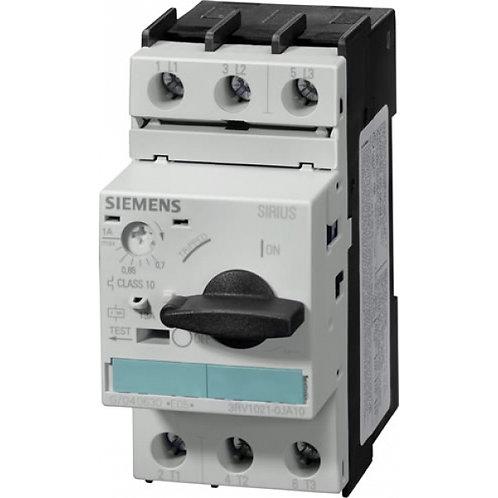 SIEMENS Seccionador (Motor Breaker) - 3RV1021-0JA10