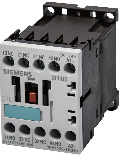 SIEMENS Reelevador (Contactor Relay) - 3RH1122-1BB40