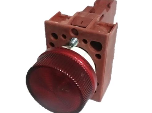 SIEMENS Lámpara Indicadora (Pilot Light) - 3SB1281-6BC06