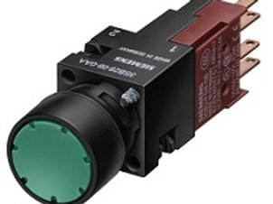 SIEMENS Botón Pulsador (Push Button) - 3SB1201-0AE01