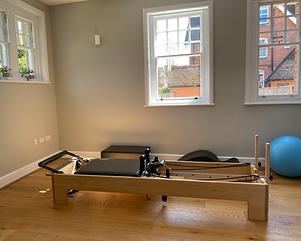 Reformer Pilates Studio in Tonbridge, Kent
