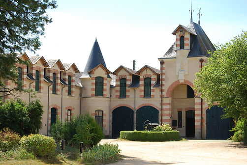 Ecuries château de Tournelay