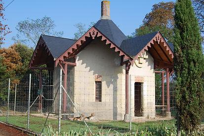 Chenil château de Tournelay