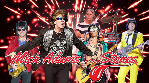 Mick Adams and The Stones, Rolling Stone
