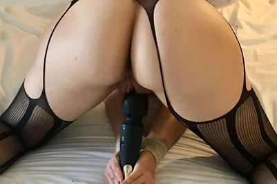 CaringBull loves tying girls in doggy position, great easy access to pussy and anal during GangBang