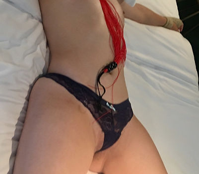 Young girl tied spreadeagled for CaringBull GangBang