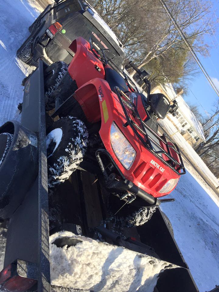 Big Oxen Co. - Snow Removal