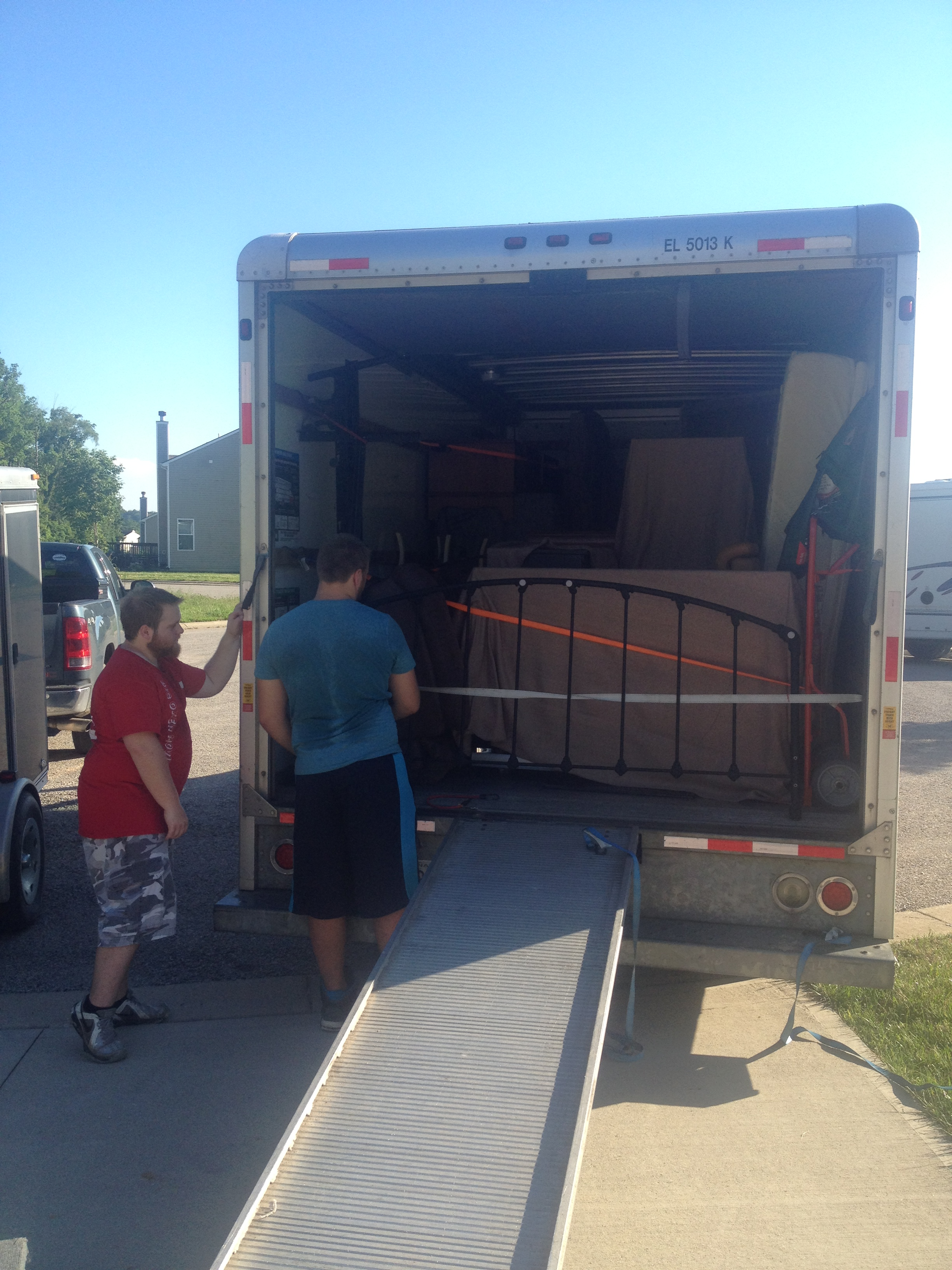 Movers in Bloomington Indiana