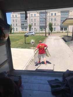 Student Moving Help