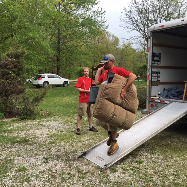 Big Oxen Moving