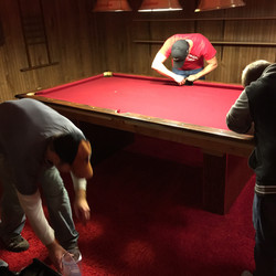Big Oxen Co. - Pool Table Moving