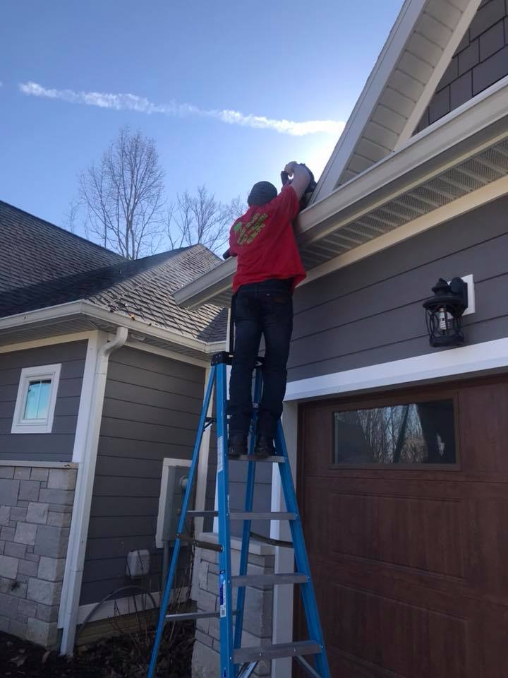 Gutter Cleaning Bloomington IN
