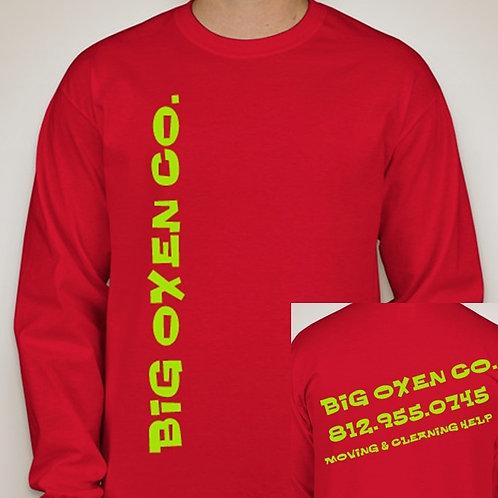 Long-Sleeve Mover Shirt