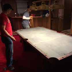 pool table movers bloomington