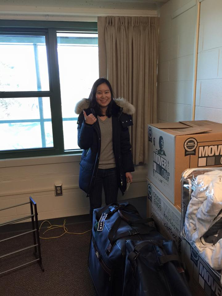 Big Oxen Co. - IU Student Moving