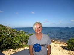 Chrissie Bowen Dive Pangea Roatan Team