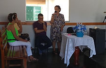 Maria Aparecida Teodoro - Co-fundadora do Centro Espírita Eurípdes Barsanulfo Hidrolândia Goiás