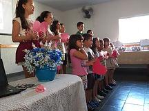 Evangelização Eurípedes Barsanulfo - Hidrolândia Goiás