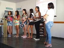 Pré-Mocidade Espírta Meimei Hidrolândia Goiás