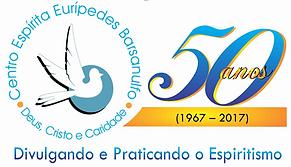 Cinquenta Anos 50 anos Centro Espírita Eurípedes Barsanulfo Hidrolândia Goiás