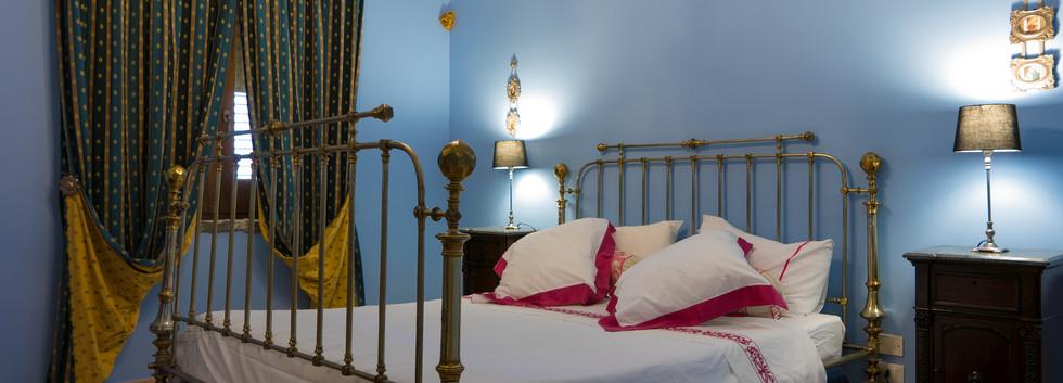 Villa bedroom Italy
