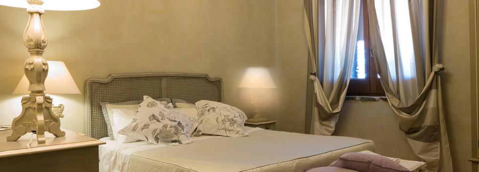 Villa bedroom Sicily