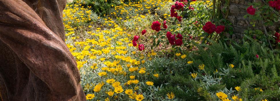villa garden Sicily