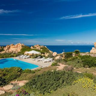 Sardinia villa