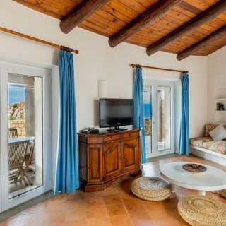 Sardinia villa interior