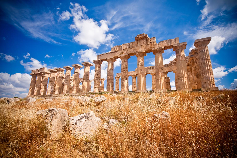Segesta ruins