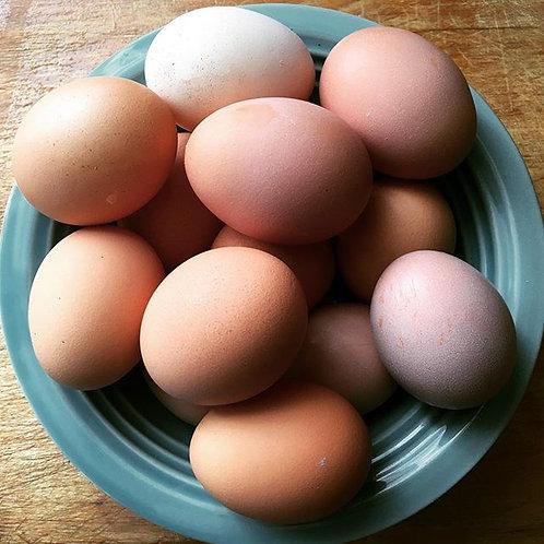 Flint Hill Farm eggs
