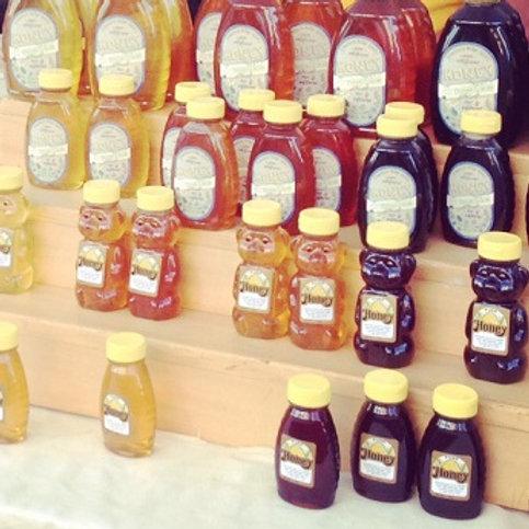 Schocharie Ridge honey bear