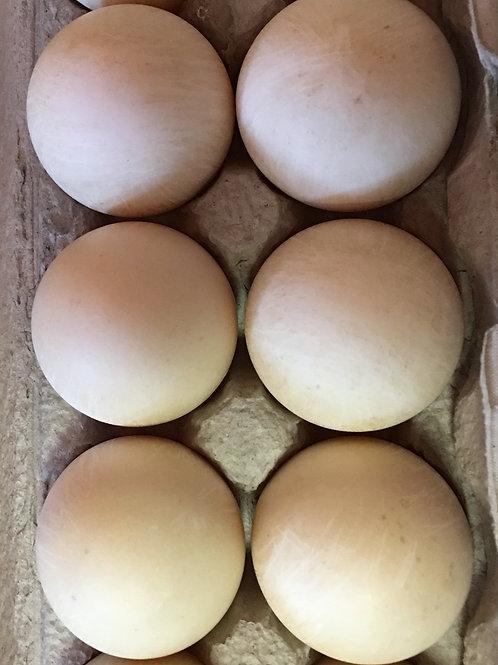 Flint Hill Farm Duck eggs 1/2 dozen