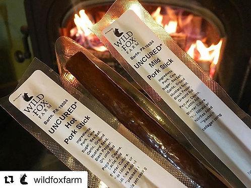 Wild Fox Farm meat snack stick