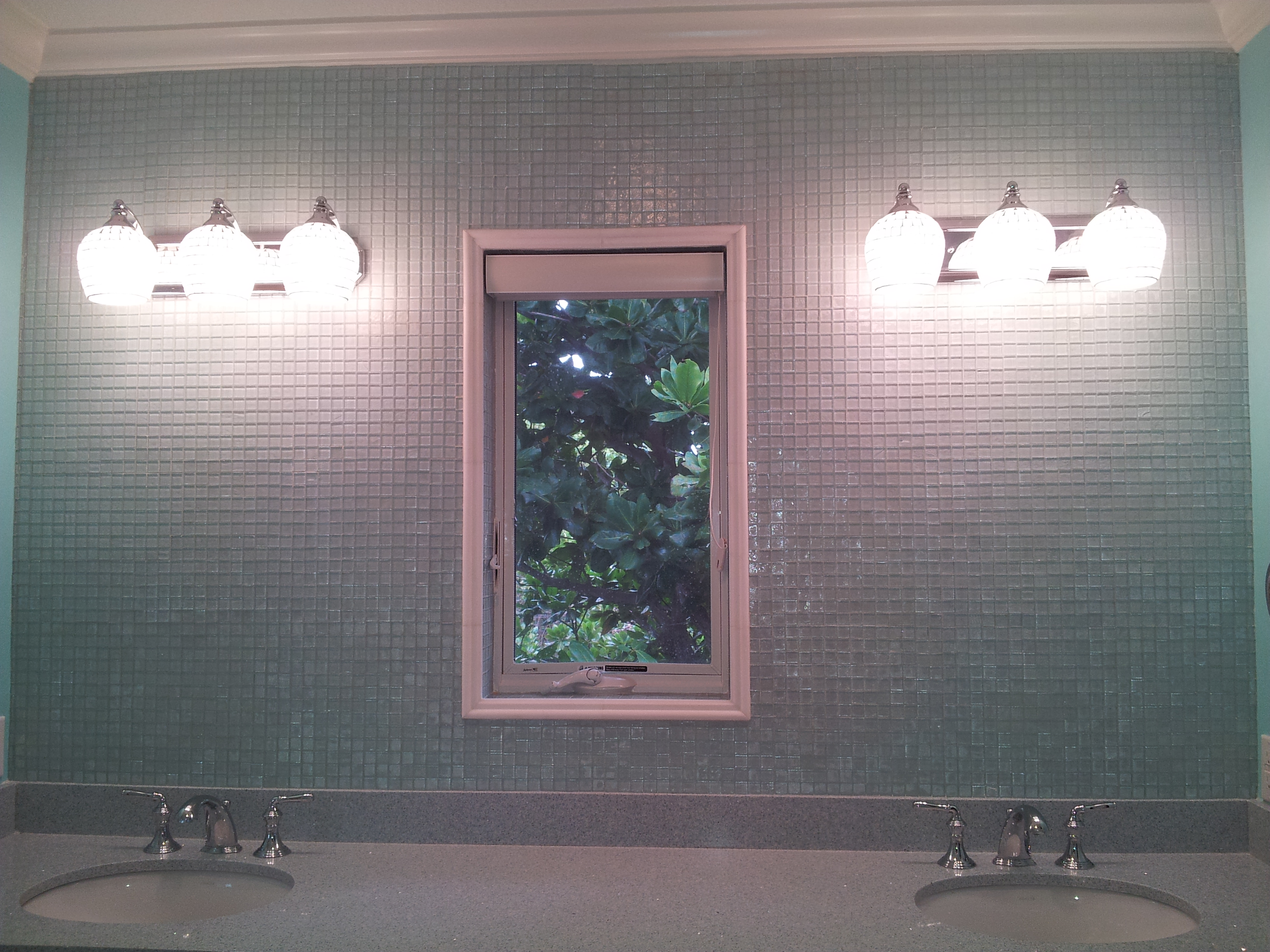 Glass Tile Installation Raleigh