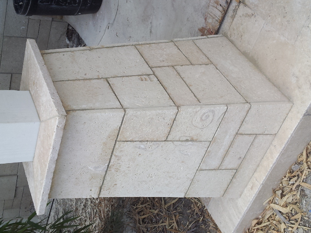 Stone Installation in Raleigh