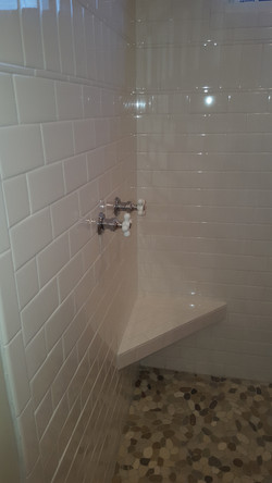 Subway tile in Raleigh