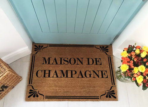 Deurmat - Champagne XL