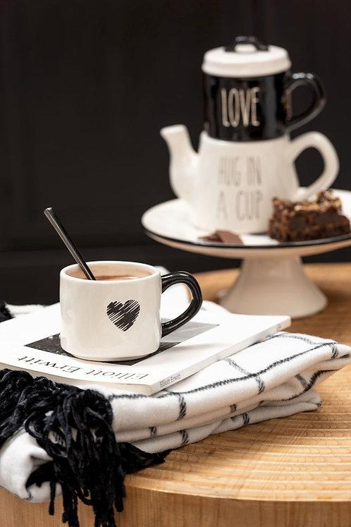 Thee- of koffiepot - Hug in a Mug