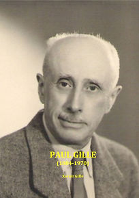 Paul Gille (1884-1970) par Xavier Gille