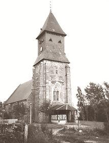 Eglise de Capelle-les-Grands (Eure), source internet