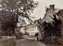 Maison des propriétaires des papeteries du Marais à Jouy-sur-Morin (77), source Musée de la Seine-et-Marne