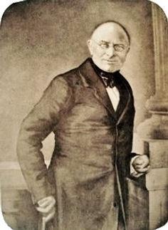 Portrait de Charles Furne, source Wikipédia